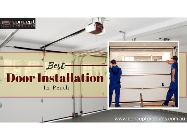 Best Door Installation in Perth - 1