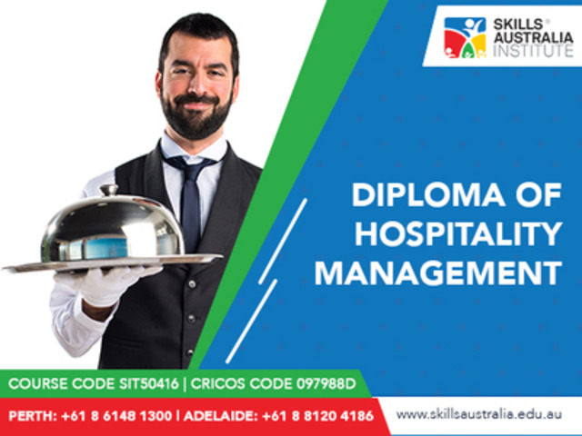 Ready To Make A Career In The Hospitality World? Join Our Diploma In Hospitality Management - 1