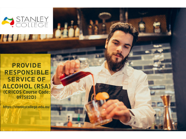 Join the best college in Australia to study responsible service of alcohol - 1