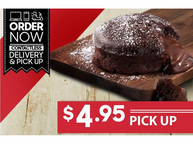 HERSHEY'S LAVA CAKE For Sale Pizza Hut Moorebank - 1