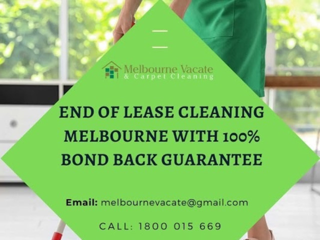 End Of Lease Cleaning Service In Melbourne | Call 1800 015 669 - 1