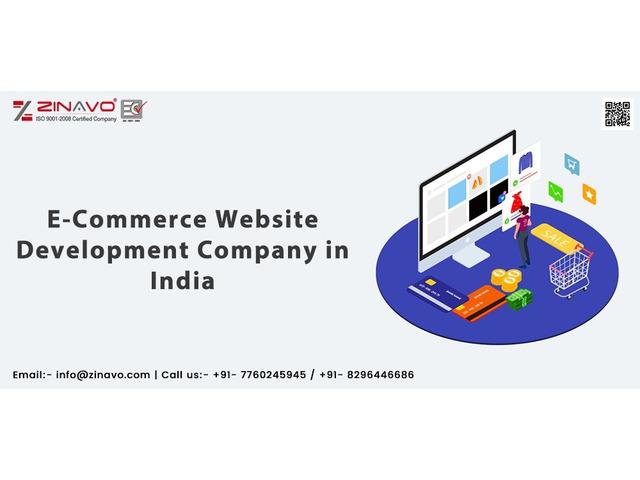 eCommerce Website Development Company in India - 1