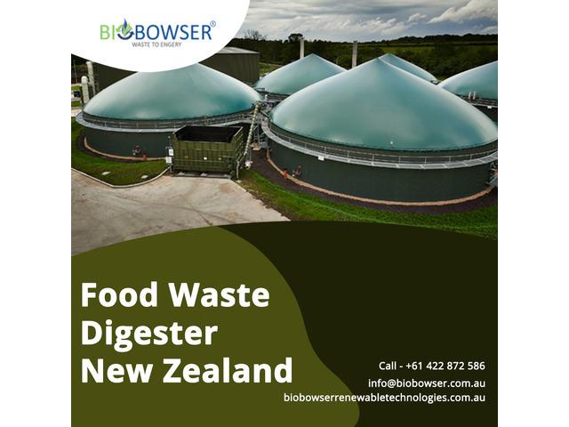 Food Waste Digester New Zealand - 1