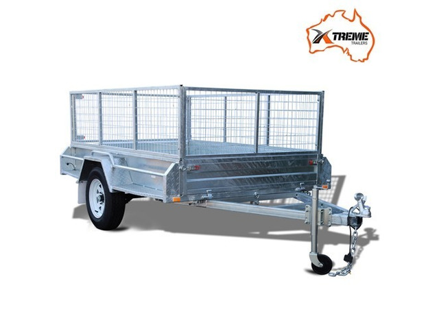Bring 8×5 Box Trailer on the Road and Drive Safe - 1