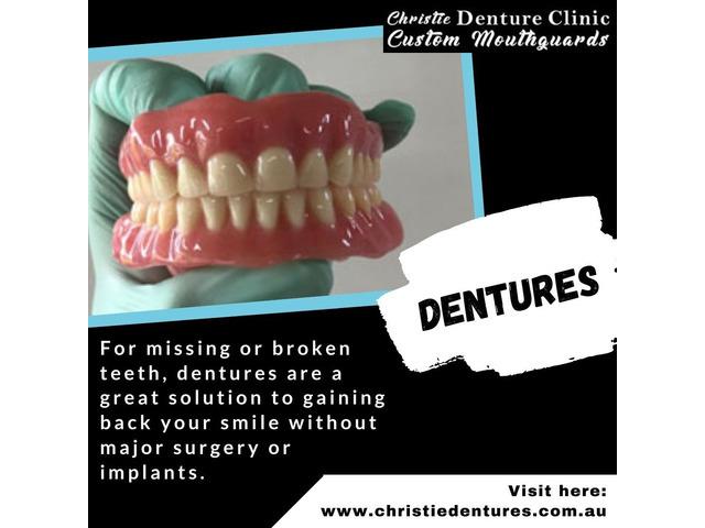 Dentures Clinic in Katoomba -  Christie Dentures Clinic - 1