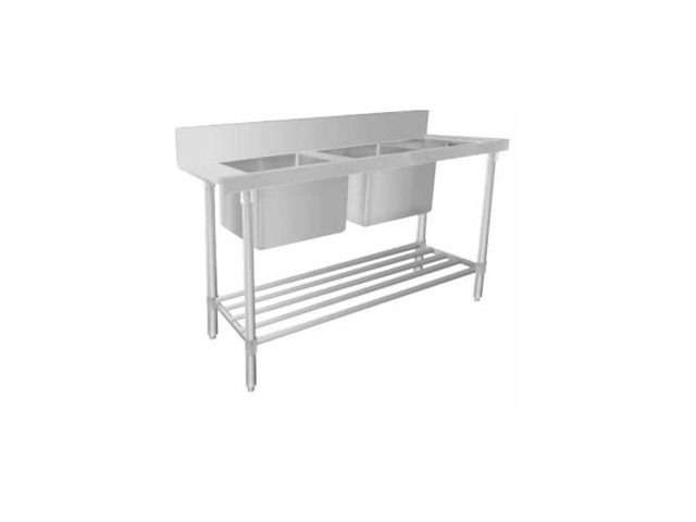 Double sinks benches Manufacturer in Sydney - 1