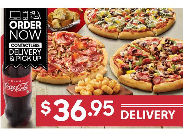 Pizza For Sale Pizza Hut Moorebank - 1