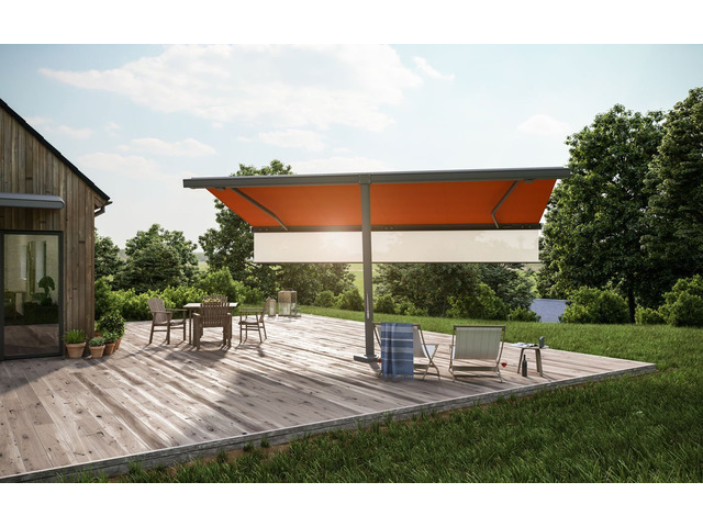 Outdoor Sun Shade For Apartments - 7