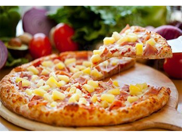 5% OFF - Aj's Pizza and Charcoal Chicken Chirnside Park, VIC - 1