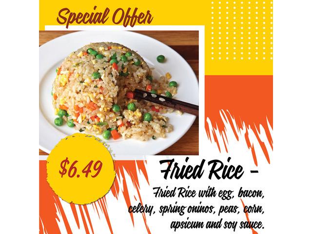 Fried Rice For Sale IGA Ravenswood - 1