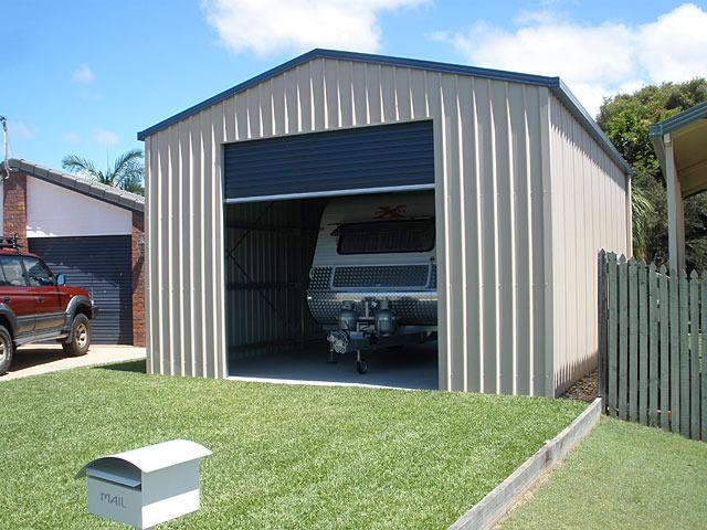 Best Quality Affordable Commercial Sheds in Brisbane - Affordable Sheds - 1