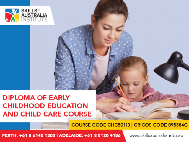 Kick Up Your Career With Our Child Care Diploma Courses In Perth - 1