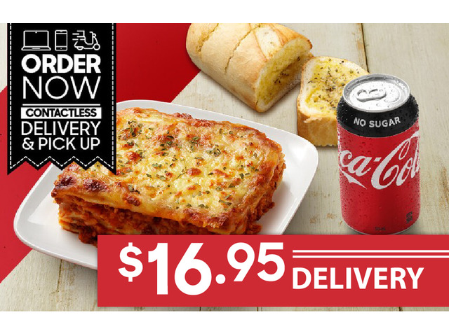 PASTA MEAL DEAL For Sale Pizza Hut Moorebank - 1
