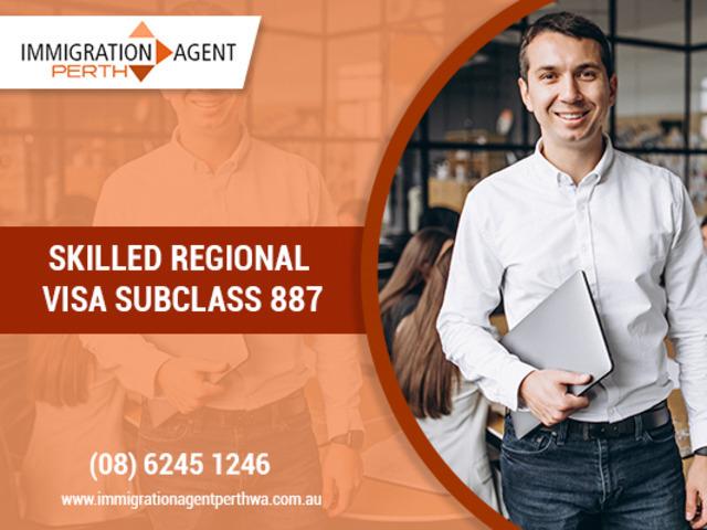 Skilled Regional Visa Subclass 887 887 Visa - 1