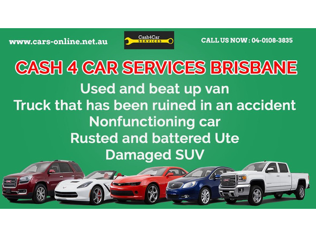 Get Up To $15000 for Old & Unwanted Cars Brisbane - 2