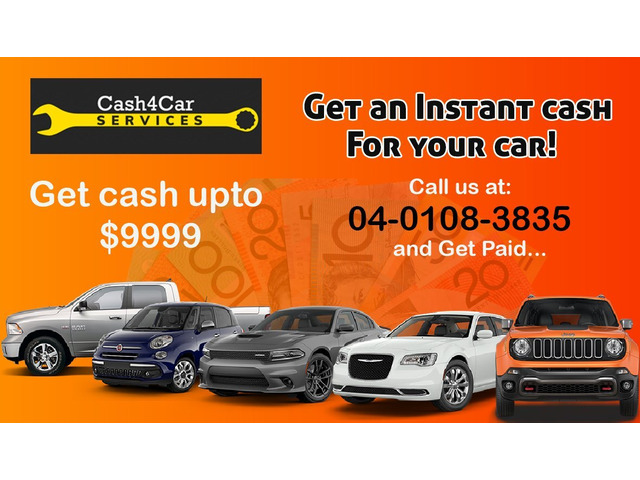 Cash for Any Unwanted Cars Logan QLD - 1