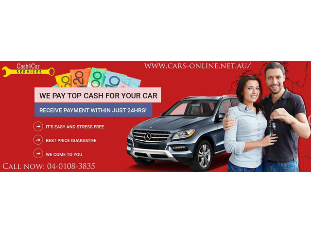 Cash for Any Unwanted Cars Logan QLD - 3