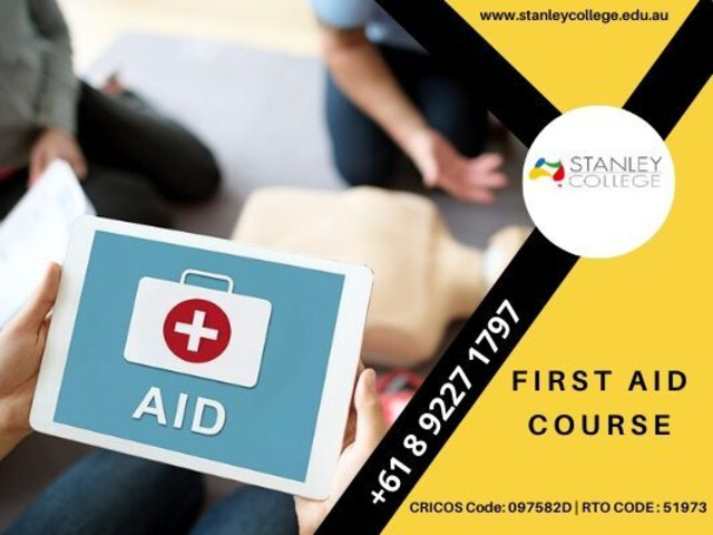 First aid course are more than just help save lives - 1