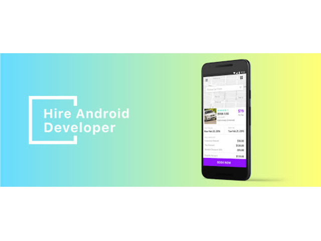 Hire Top Android Developers | Dedicated Android Developer USA UK - 1