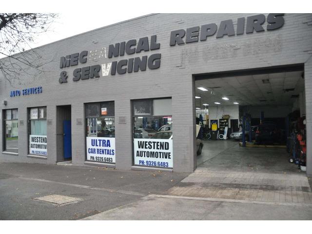 Car Mechanic South Melbourne - Westend Automotive Centre - 1
