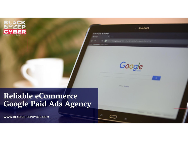 Get the Best Service from Best eCommerce Google Paid Ads Agency - 1