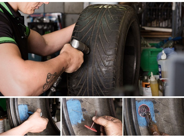 Affordable Tyre Puncture Repair Service in Brisbane - 1