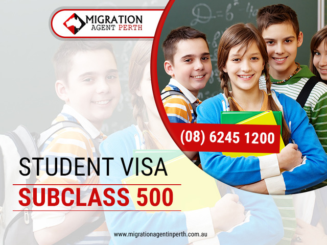 Study In Australia With Visa Subclass 500 - 1