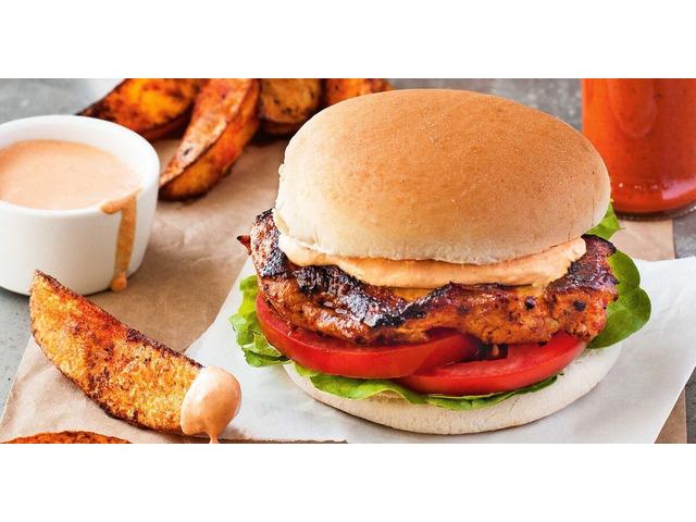 Cheesy Burgers  5%  0FF @ Burgers On Broadway - 4
