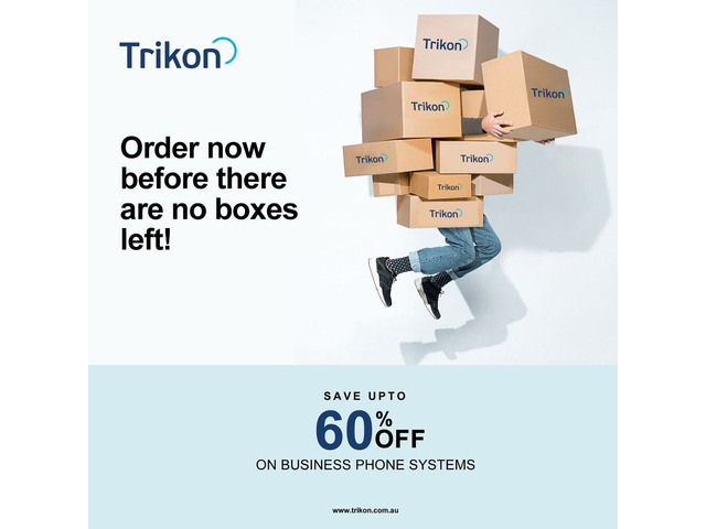 Small Business Phone Systems Sydney | Trikon Telecommunications - 1