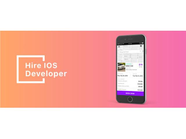 Hire iOS Developer | Hire iOS App Programmers UK USA - 1