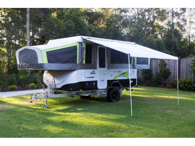 Choose The Most Appropriate Awning For Your Caravan - XtendOutdoors - 1