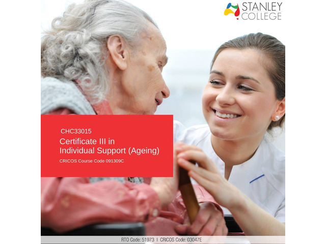 Want to make your career in individual support? Join now! - 1