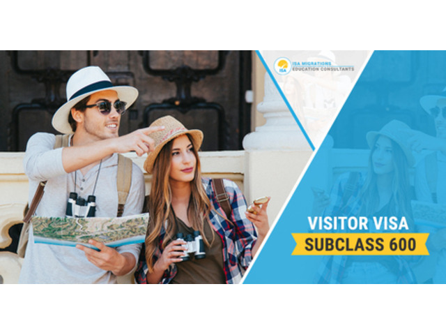 Know All About The Tourist Visa Subclass 600 - 1
